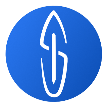 Independent Surfer Logo